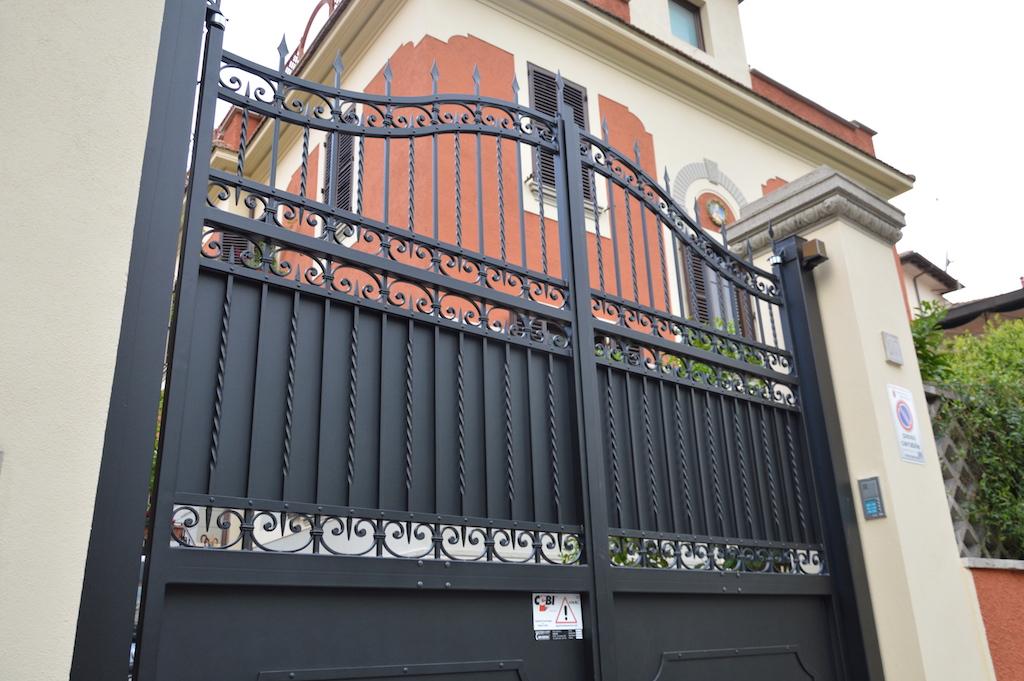 Cancello automatico a Roma - Cebi