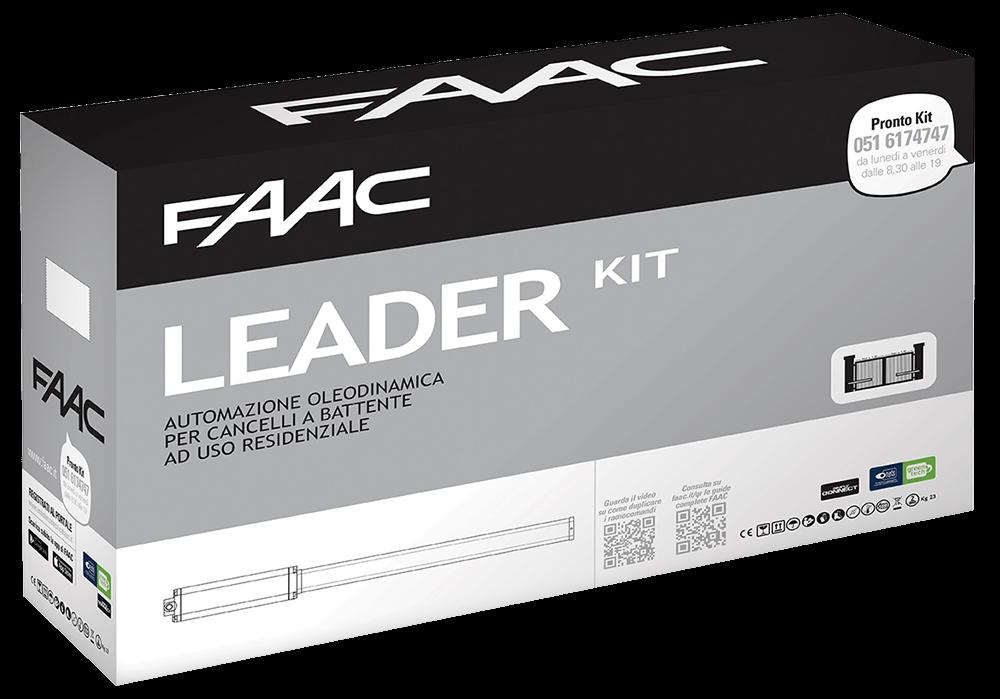 Leader Kit FAAC - Vendita a Roma - CEBI